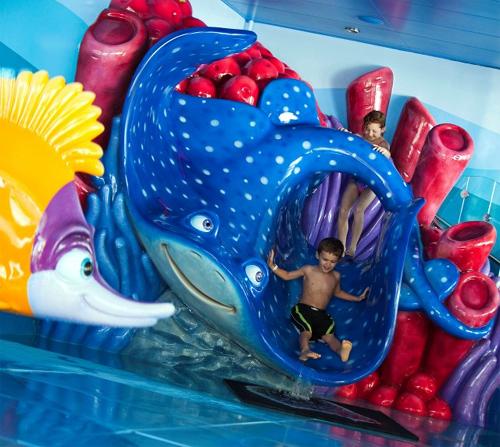 Nemo's Reef.