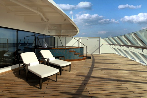 Onboard the stunning Disney Fantasy