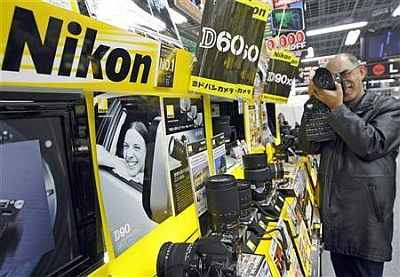 Priyanka Chopra launches Nikon