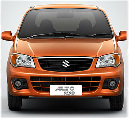India's highest selling cars in 2012