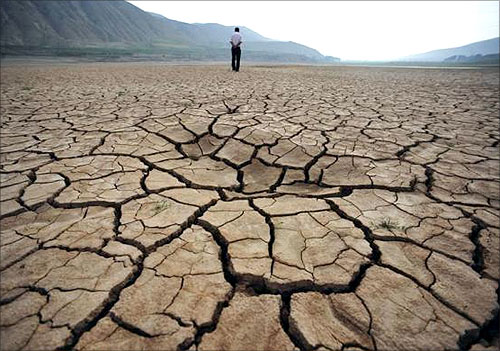 How drought looms large over Indian economy