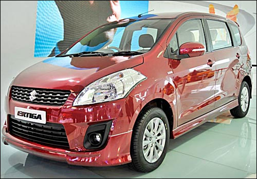 The Rs 5.89 lakh Maruti Ertiga is finally here!