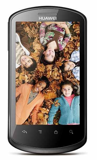 Huawei Ideos X5.