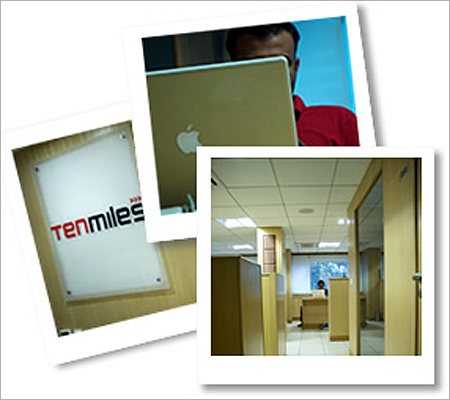 Tenmiles office.