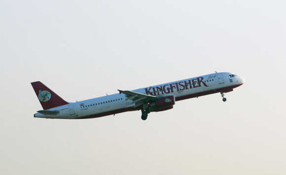 Kingfisher now has accumulated losses of greater than Rs 6,000 crore.