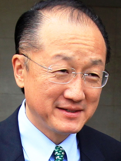 Jim Yong Kim