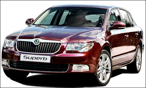 Skoda Superb Ambition launched at Rs 18 lakh