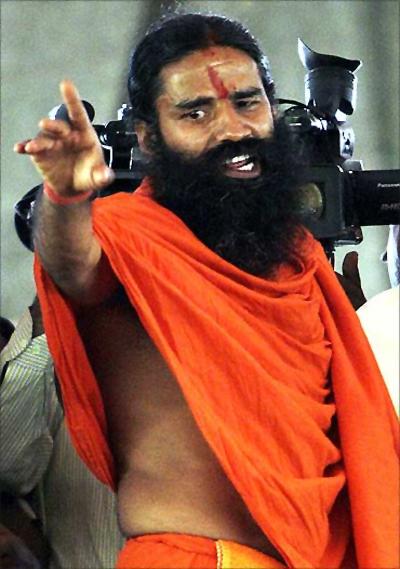Swami Ramdev.