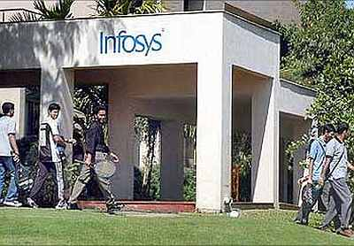 Peer plans may put Infosys under pressure