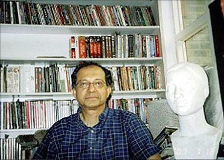 Kaushik Basu.