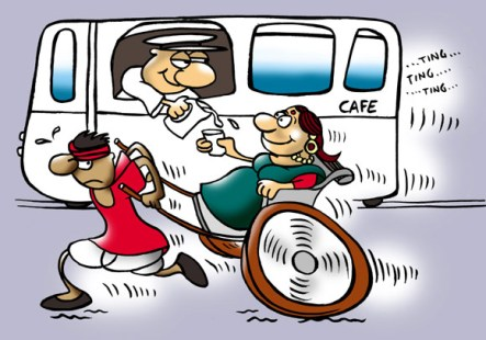Kolkata may soon get cafeteria trams