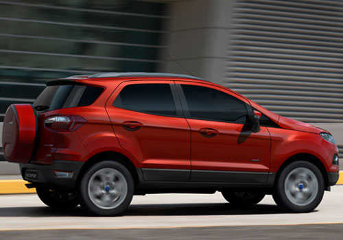 Ford EcoSport, the talk of the town.