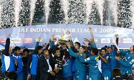 DLF unlikely to continue with IPL title sponsorship