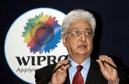 Azim Premji.
