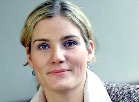 Yvonne Bauer.