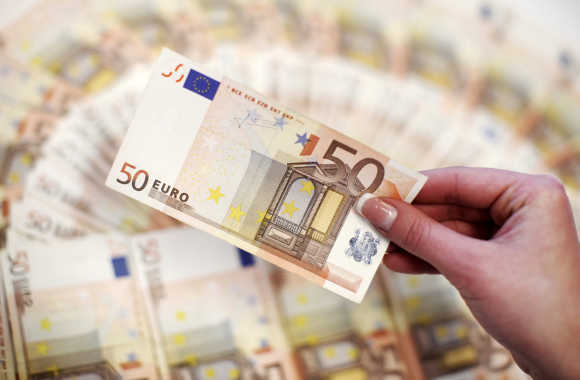 ECB and euro zone central banks have loosened standards.