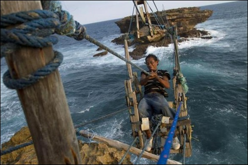 How fishermen struggle for a livelihood
