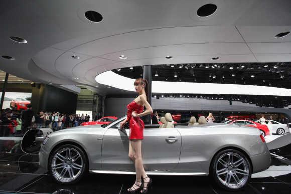 Audi A5.