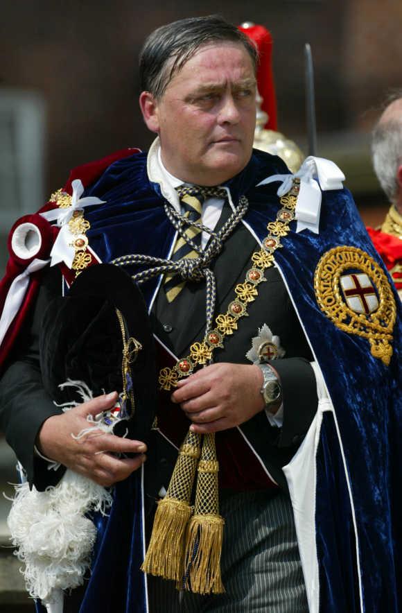 The Duke of Westminster.