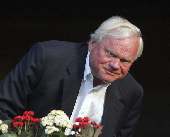 John Fredriksen is a Norwegian-born Cypriot oil tanker and shipping tycoon.