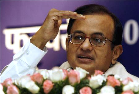 Tough financial math ahead for Chidambaram