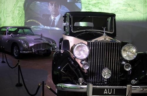 A Rolls-Royce Phantom III