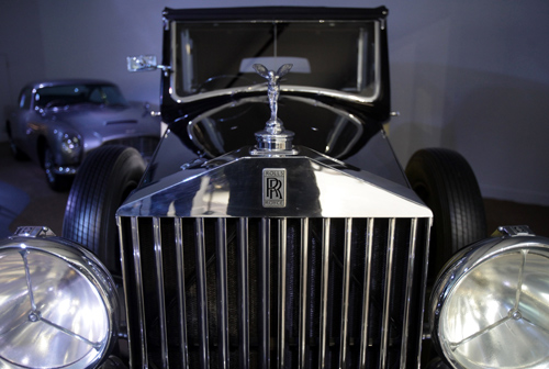 What's so special about the Rolls-Royce