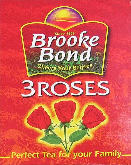 Broke Bond Tea.