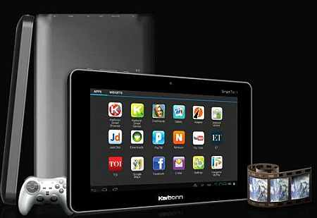 Karbonn to launch 'Smart Tab 1' tablet PC in August