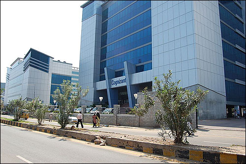 Cognizant topples Infy as No 2 IT firm in India