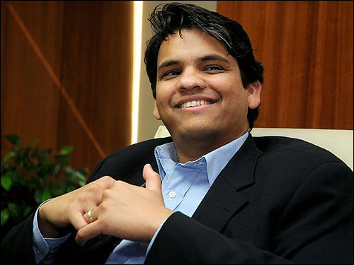 Cognizant CEO Francisco D Souza