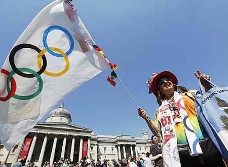 Why the designers of the Olympic logo broke all rules