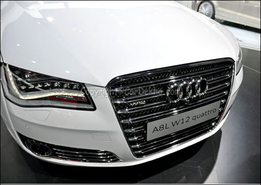 In India Audi, BMW, Merc battle for supremacy