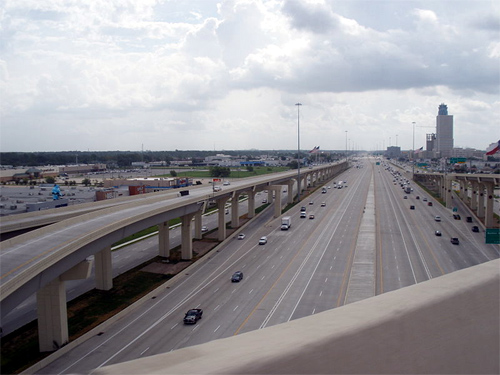 Katy Freeway.
