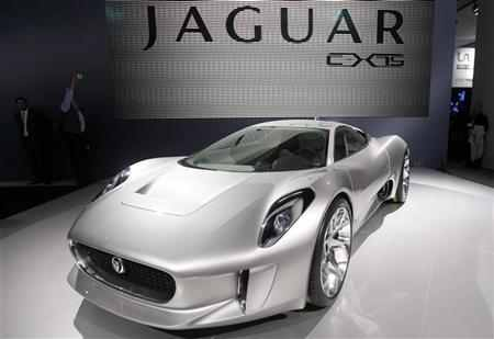 Jaguar to unveil F-Type at Paris Motor Show in September
