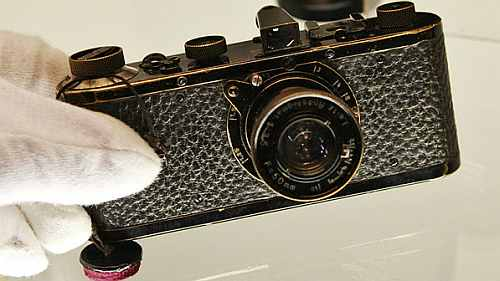 World's most expensive camera