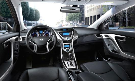 The all new Hyundai Elantra