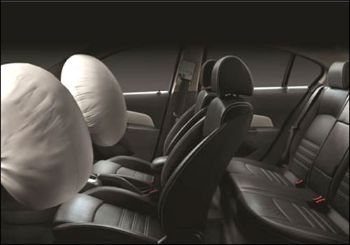Cruze airbags.