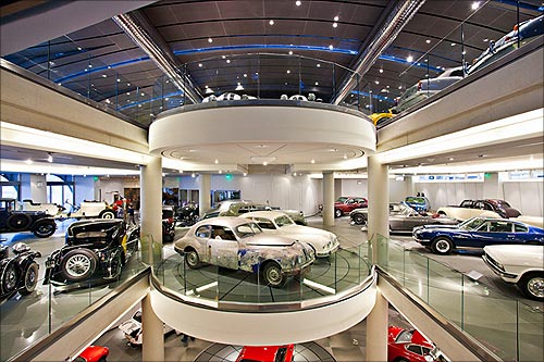 Amazing photos of the Hellenic Motor Museum