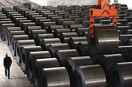 India 4th largest in steel output, logs highest growth in 2012