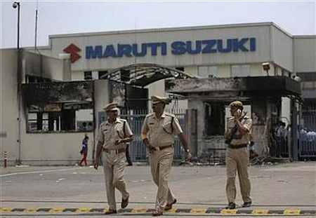 Maruti gets second land parcel