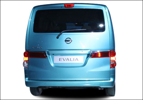 The stunning Nissan Evalia soon in India