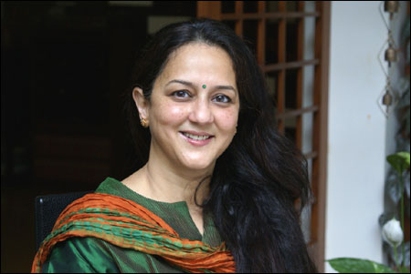 Rohini Nilekani, Chairperson of Arghyam.
