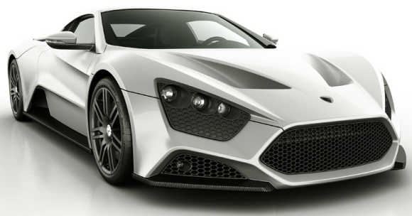 Zenvo ST1.