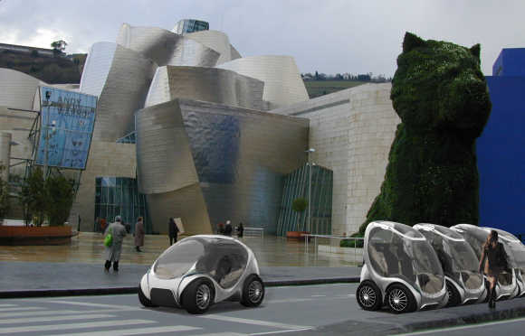 Car that can folds itself set to go on sale!