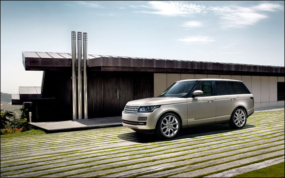 Land Rover reveals the fourth generation Range Rover