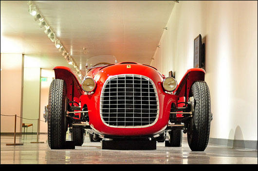 World's oldest Ferrari unveiled!