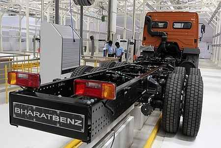 BharatBenz ready to take on the Indian roads