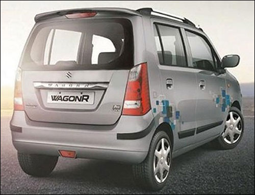Maruti launches Rs 4.45 lakh Wagon R Pro