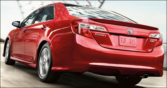 The all new Rs 23.80 lakh Toyota Camry is here